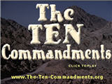 Ten Commandments Movie for children